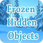 Jogo Frozen. Hidden Objects