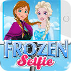 Jogo Frozen Selfie Make Up