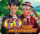 Jogo GO Team Investigates: Solitaire and Mahjong Mysteries