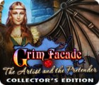 Jogo Grim Facade: The Artist and The Pretender Collector's Edition