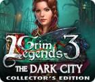 Jogo Grim Legends 3: The Dark City Collector's Edition