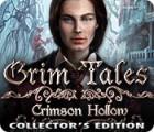 Jogo Grim Tales: Crimson Hollow Collector's Edition