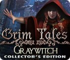 Jogo Grim Tales: Graywitch Collector's Edition