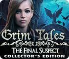Jogo Grim Tales: The Final Suspect Collector's Edition