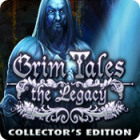 Jogo Grim Tales: The Legacy Collector's Edition