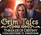 Jogo Grim Tales: Threads of Destiny Collector's Edition