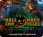 Jogo Halloween Chronicles: Cursed Family Collector's Edition