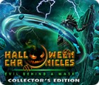 Jogo Halloween Chronicles: Evil Behind a Mask Collector's Edition