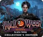 Jogo Halloween Stories: Black Book Collector's Edition