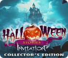 Jogo Halloween Stories: Invitation Collector's Edition
