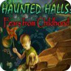 Jogo Haunted Halls: Fears from Childhood Collector's Edition