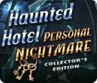Jogo Haunted Hotel: Personal Nightmare Collector's Edition