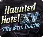 Jogo Haunted Hotel XV: The Evil Inside