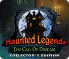 Jogo Haunted Legends: The Call of Despair Collector's Edition