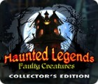 Jogo Haunted Legends: Faulty Creatures Collector's Edition