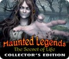 Jogo Haunted Legends: The Secret of Life Collector's Edition