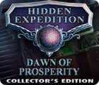 Jogo Hidden Expedition: Dawn of Prosperity Collector's Edition