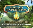 Jogo Hidden Expedition: The Altar of Lies Collector's Edition