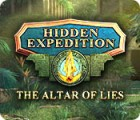 Jogo Hidden Expedition: The Altar of Lies