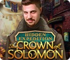 Jogo Hidden Expedition: The Crown of Solomon