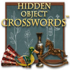 Jogo Hidden Object Crosswords
