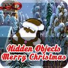Jogo Hidden Objects: Merry Christmas