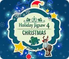 Jogo Holiday Jigsaw Christmas 4