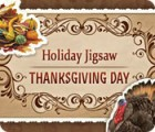 Jogo Holiday Jigsaw Thanksgiving Day