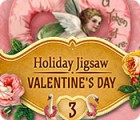 Jogo Holiday Jigsaw Valentine's Day 3