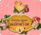 Jogo Holiday Jigsaw Valentine's Day 4