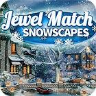 Jogo Jewel Match: Snowscapes