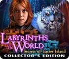 Jogo Labyrinths of the World: Secrets of Easter Island Collector's Edition