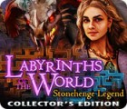 Jogo Labyrinths of the World: Stonehenge Legend Collector's Edition