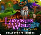Jogo Labyrinths of the World: Fool's Gold Collector's Edition