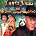Jogo Laura Jones and the Secret Legacy of Nikola Tesla