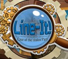 Jogo Line-it! : Case of the Stolen Past