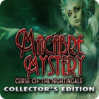 Jogo Macabre Mysteries: Curse of the Nightingale Collector's Edition
