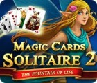Jogo Magic Cards Solitaire 2: The Fountain of Life