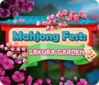 Jogo Mahjong Fest: Sakura Garden