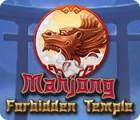 Jogo Mahjong Forbidden Temple