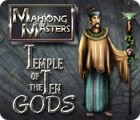 Jogo Mahjong Masters: Temple of the Ten Gods