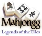 Jogo Mahjongg: Legends of the Tiles