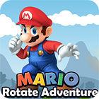 Jogo Mario Rotate Adventure