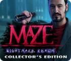 Jogo Maze: Nightmare Realm Collector's Edition