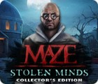 Jogo Maze: Stolen Minds Collector's Edition