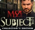 Jogo Maze: Subject 360 Collector's Edition