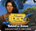 Jogo Memoirs of Murder: Behind the Scenes Collector's Edition