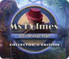 Jogo Ms. Holmes: Five Orange Pips Collector's Edition