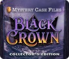 Jogo Mystery Case Files: Black Crown Collector's Edition
