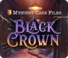 Jogo Mystery Case Files: Black Crown